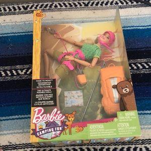 Girls Barbie Camping Fun. BNIB
